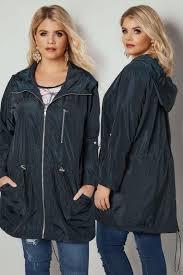 plus size parka plus size coats jackets ladies coats jackets yours clothing