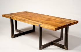 stunning diy rustic dining room table wood and metal dining chairs 3 reclaimed wood and metal
