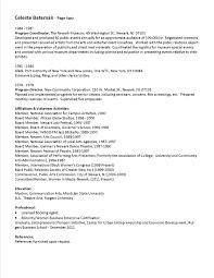 Arts Administration Sample Resume Arts Administrator Resume Job