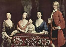but the incidence of family portraits grew as the number of painters spaces in homes also grew
