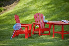 recycled plastic adirondack chairs. Kids Casual Recycled Plastic Adirondack Chair By Polywood Chairs A