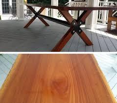 Fall Savings On Yasawa Wood Outdoor High Back Garden Bench INSPIRE Outdoor Mahogany Furniture