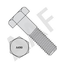 A490 Bolt Length Chart Structural Bolts Astm A325 Astm A490 Aall American