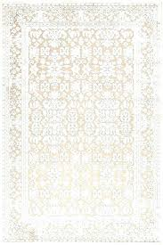 white oriental rug white oriental rug rugs transitional oriental pattern ivory and white viscose and chenille rug on white knots oriental rugs