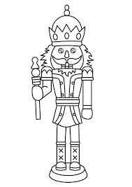 The Nutcracker Coloring Pages Coloring Page Nutcracker Coloring