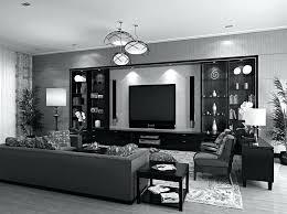 Black Cabinets For Living Room Black Cabinets Living Room Wall Units  Amazing Black Living Room Black