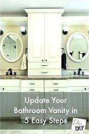 5 foot bathroom vanity single sink decorars