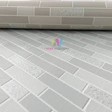 holden oblong granite tile pattern wallpaper faux effect kitchen bathroom 89194