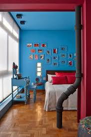 How To Decorate An Apartment Without Painting Fascinating The Masterly Blends Of Colors And Textures In Brazil's Modern