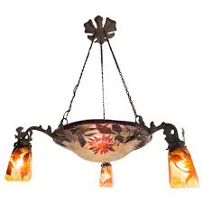 full size of daumt nouveau chandelier for at 1stdibs surprising gold canvas deco earrings antique diy