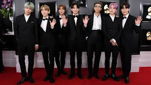 Bts Seating Chart La K Pop Band Bts Becomes The First Korean Twitter Account To