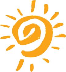 夏 イラスト 太陽 夏 イラスト おしゃれかわいい 花 海 風景 背景 素材