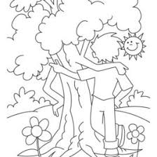 Small Picture The Giving Tree Coloring Pages AZ Coloring Pages Giving Tree