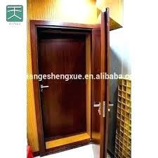 insulated barn door soundproof sliding doors sound proof swinging soundproofing