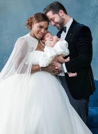 Serena Williams Wedding Dress Designer and Photos   PEOPLE.com