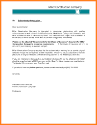 Company Introducing Letter Company Profile Letter Sample