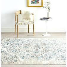 cream rug grey