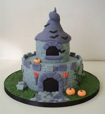 Haunted Fairy Castle Cake By Dragonsanddaffodils On Deviantart