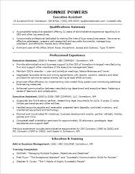 Administrative Secretary Resume Sample Best of This Executive Assistant Resume Sample Shows How You Can Convey To