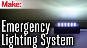 Emergency Lighting System Emergency Lighting System