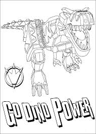 Power Rangers Dino Thunder Coloring Pages Power Rangers Coloring