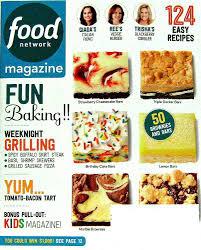 food network magazine 2015.  Network Fun Baking Recipes Food Network Magazine September 2015 Volume 8 Number 7  Inside Magazine D
