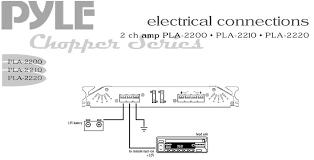 amazon com pyle pla2200 2 channel 1 400 watt bridgeable mosfet system wiring diagram view larger