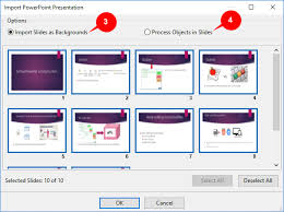 Project Powerpoint Creating Projects From Microsoft Powerpoint Activepresenter 7