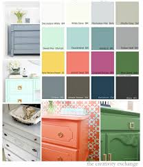 painting furniture ideas color. Decorate Your Interiors With Color Palette Ideas: Interior Paint Schemes For Painted Furniture Ideas Painting
