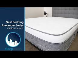 nest alexander mattress review