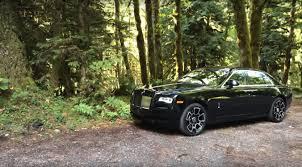 Rolls-Royce Ghost Black Badge Is Every 1 Percenter Millennial's ...