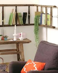 ladder shelf decor wall shelf reusing old ladder ideas bookshelf decorative ladder shelf ikea