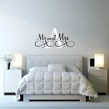 custom bedroom wall stickers