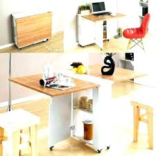 space saving computer desk home ideas desks for best on with printer shelf table designs saver