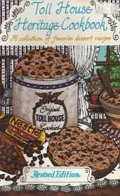 clic toll house chocolate chip cookies 1938