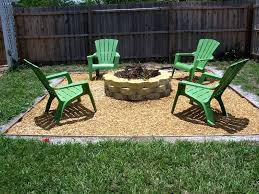 diy patio with fire pit. Cool Outdoor Fire Pit Ideas Diy Patio Gas On Concrete Building A With E