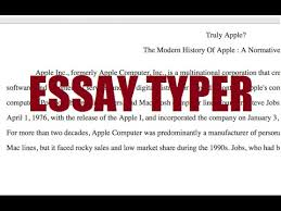 essay typer amazing random website