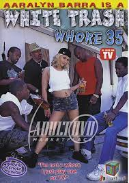 White Trash Whore Ashley Blue