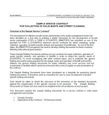 sample of contracts 40 great contract templates employment construction