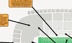 The Judgmental Map Of Boone Pickens Stadium The Black Sheep