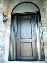 8 foot front door entry doors single solid with sidelights wood fiberglass
