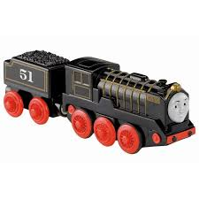 thomas and friends wooden railway hiro train engine battery operated