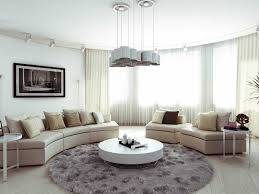 attractive large round rugs for living room trends and at ireland images cream leather