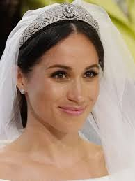 how meghan markle s wedding makeup pares to kate middleton and diana s looks allure