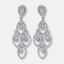 large swarovski crystal chandelier earrings chandelier designs