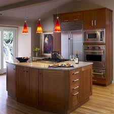 image kitchen island lighting designs. Kitchen Island Lighting System With Pendant And Chandelier Image Kitchen Island Lighting Designs