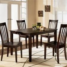 bright inspiration ashley dining room table and chairs furniture hyland 5 piece set with rectangular 4