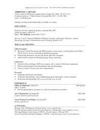 ... cover letter Resume Hostess Resume Sample Brefash Template Objective  For Restaurant Resumehostess resume objective Extra medium