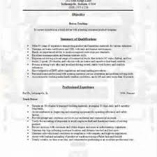 Enchanting Chauffeur Resume Collection - Professional Resume ...