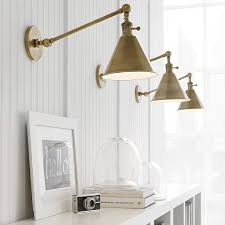 Visual Comfort Library Lights Boston Functional Single Arm Library Light The Montauk